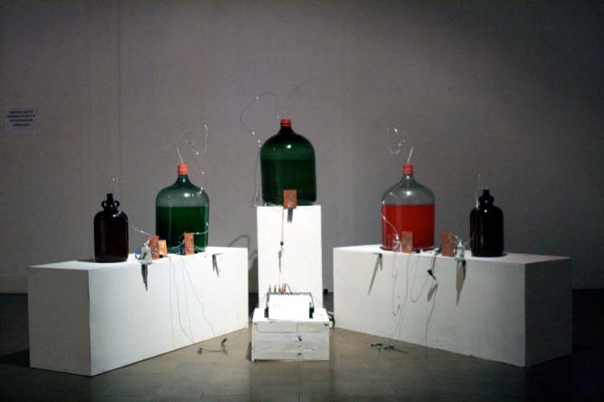 MI:SC in Bioartnergy, Jogja National Museum Galley 2012