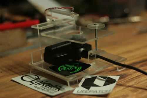 DIY microscope stage kit -Indonesia clone