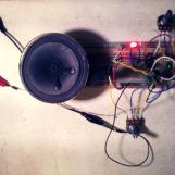 White Noise Oscillator LM386 03