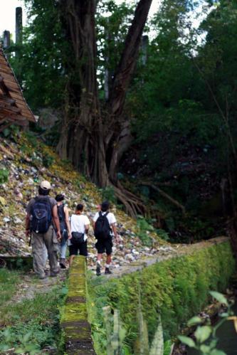 Last turn for Hutan Pangan Cultural Center
