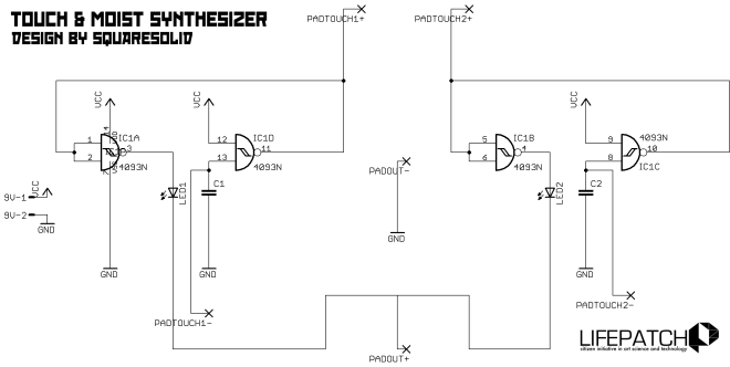 touch moist synth schematic