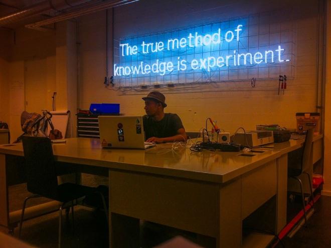 Lab in-a Lab at Baltan Lab