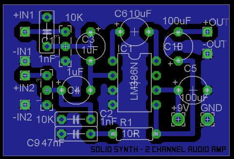 386amp layout
