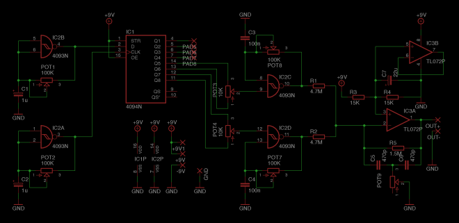 8bitanalog schematic