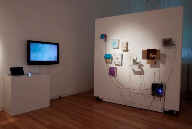 dLab Retrospective - Wagga Wagga City Gallery 2