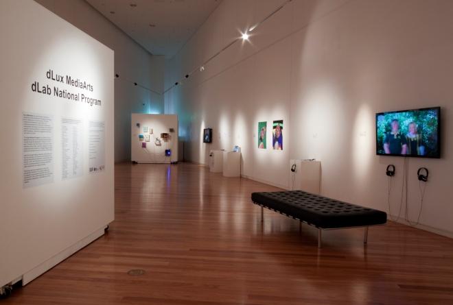 dLab Retrospective - Wagga Wagga City Gallery 3