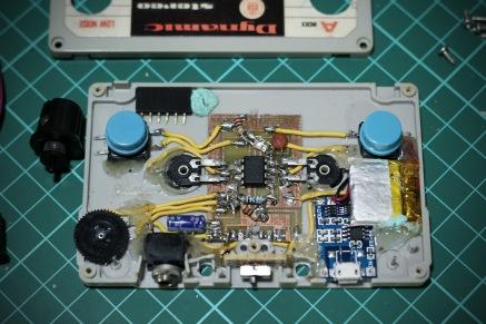 inside 8-bit Mixtape Classic