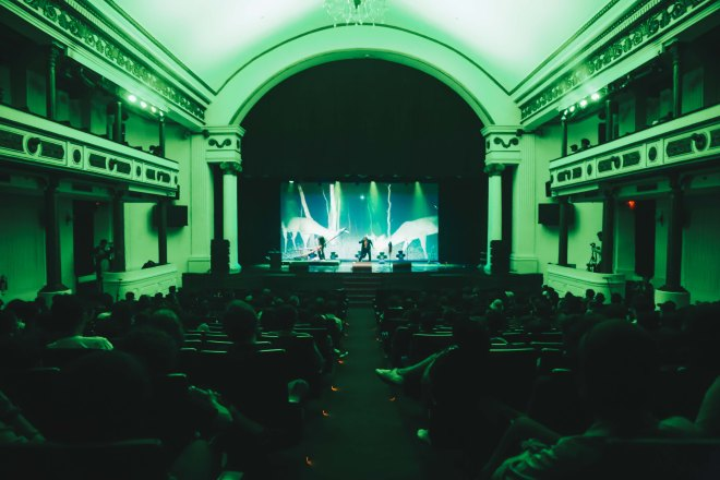 Senyawa Konser Tunggal Jakarta 2016 GKJ